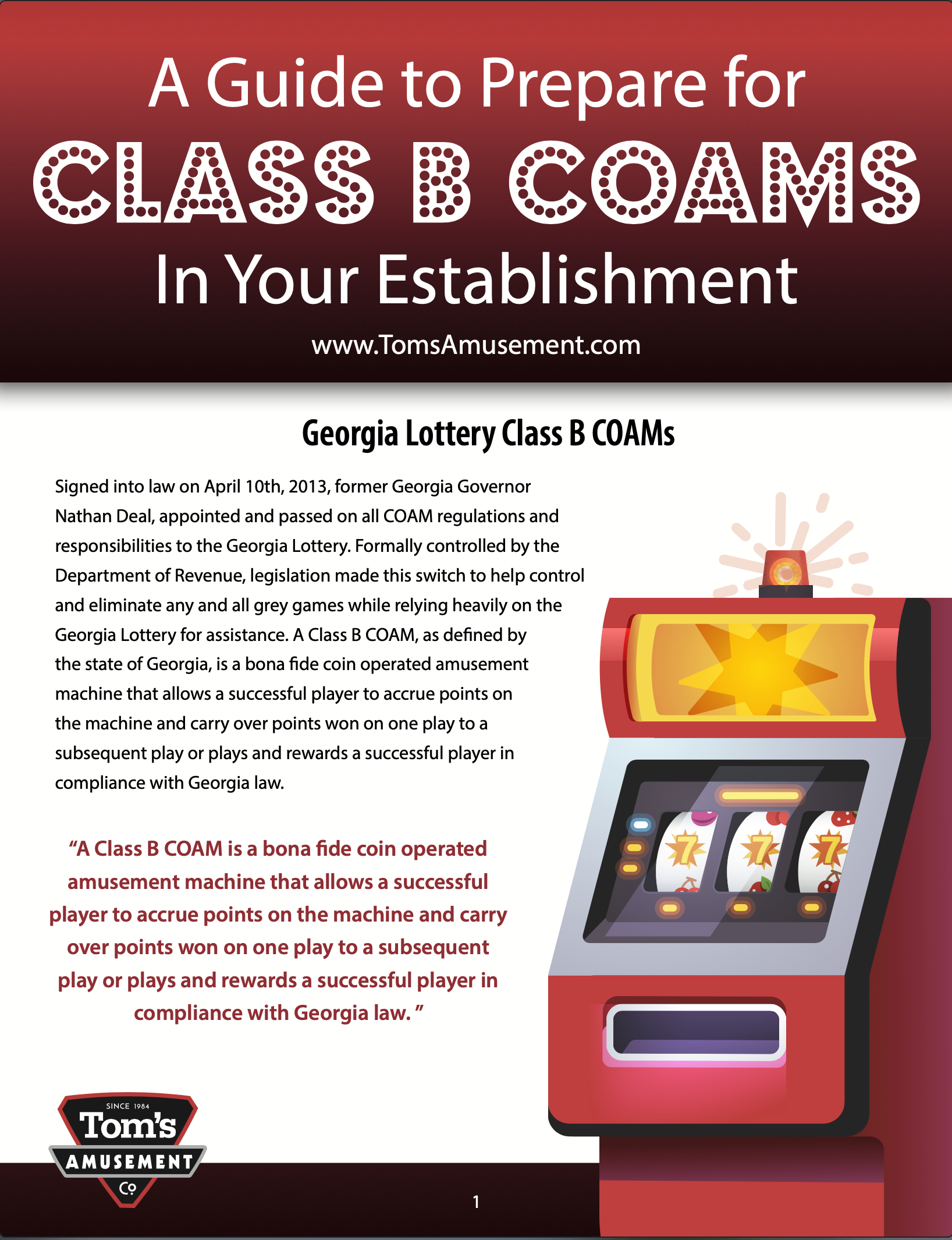 A Guide to Preparing for Class B COAMs in Your Establishment_GA Content Offer_2021_HighRes