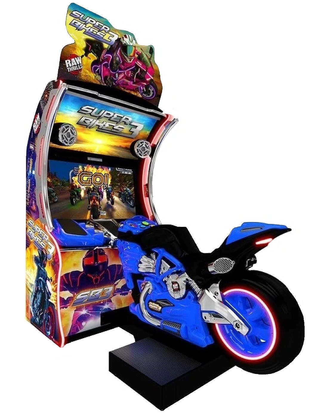 Super-Bike-Drivers
