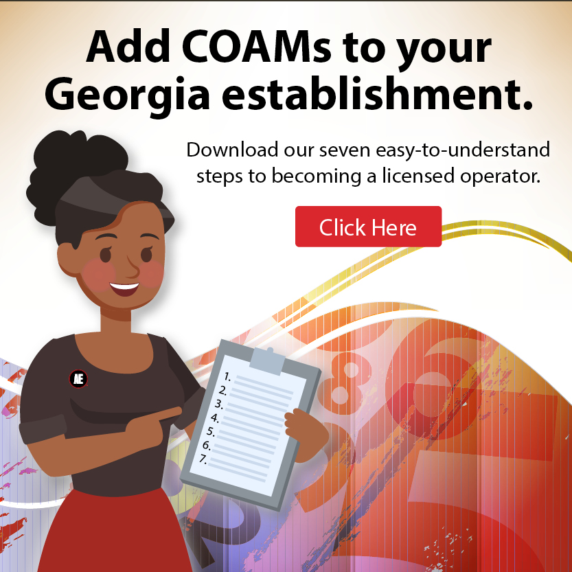 7 Steps to Becoming a Licensed Class B COAM in GA_CTAs_V22